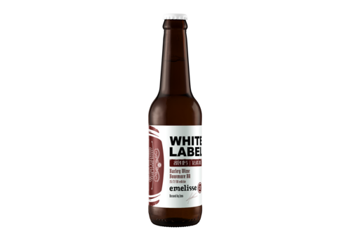 Emelisse White Label No. 5 Barley Wine Bowmore BA Editie 2 - 2019