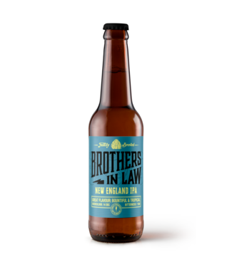 Brothers In Law Brothers In Law New England IPA 24x33CL