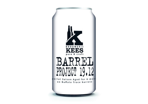 Brouwerij Kees Barrel Project 19.12