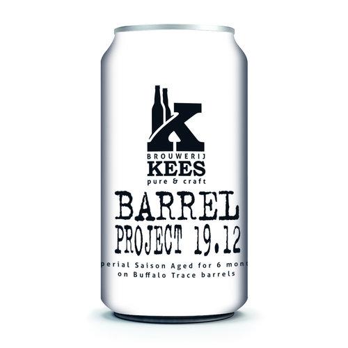 Brouwerij Kees Barrel Project 19.12