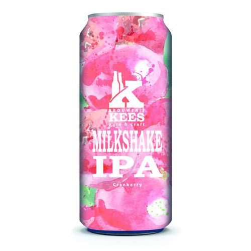 Brouwerij Kees Milkshape IPA Cranberry