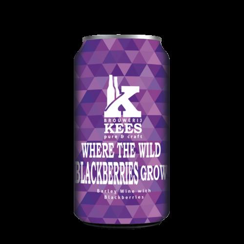 Brouwerij Kees Where the Wild Blackberries Grow