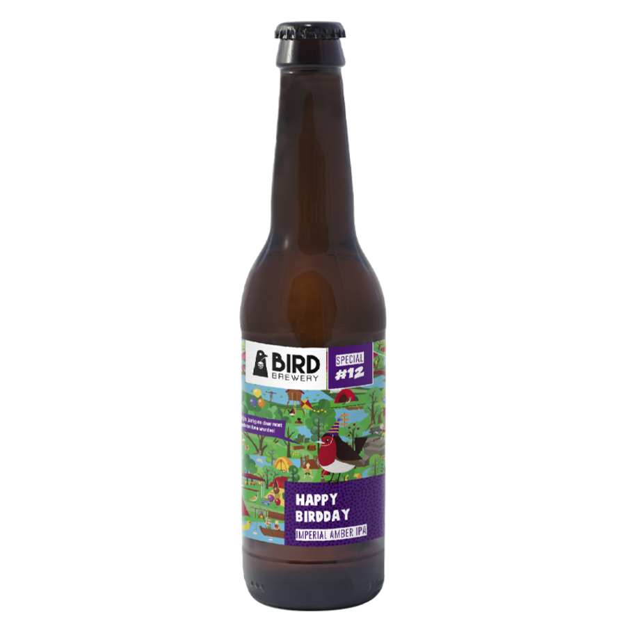 Bird Brewery Happy Birdday