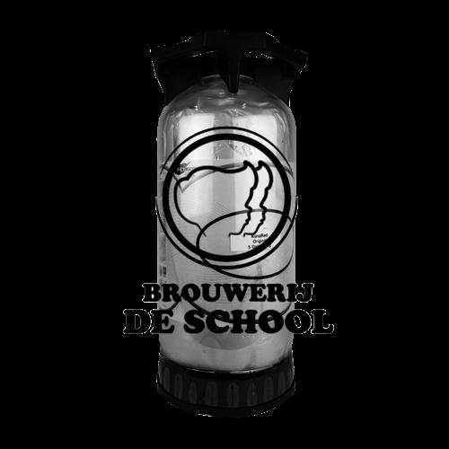 Brouwerij de School Krijtje Fust 20L