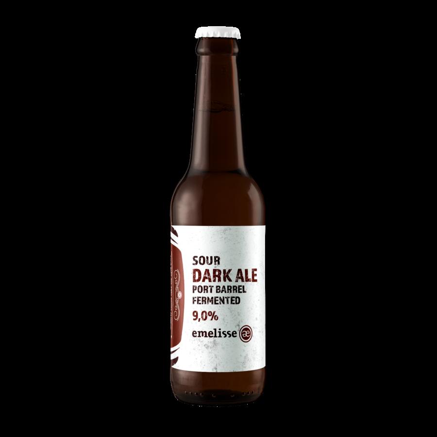 Emelisse Sour Dark Ale Port Barrel Fermented