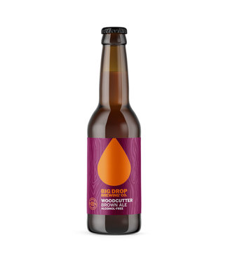Big Drop Brewing Big Drop Brewing Brown Ale