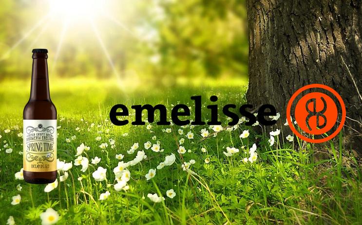 Emelisse Springtime met 25% korting