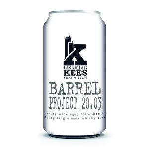 Brouwerij Kees Barrel Project 20.03