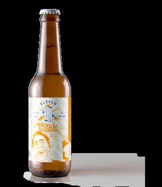 Eleven Brewery Blonde Willem