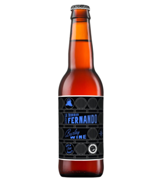 Brewfist Brewfist Trinidad el Fernando 12x33CL