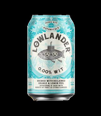 Lowlander Lowlander 0.00% Wit Blik 24x33CL
