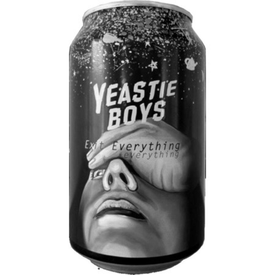 Yeastie Boys Exit Everything