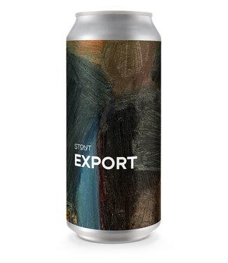 Boundary Brewing Export Stout