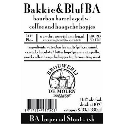 Brouwerij de Molen Bakkie & Bluf BA
