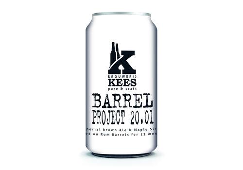 Brouwerij Kees Barrel Project 20.01