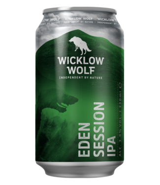 Wicklow Wolf Wicklow Wolf Eden Session IPA 24x33CL