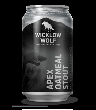 Wicklow Wolf Wicklow Wolf Apex Oatmeal Stout 24x33CL