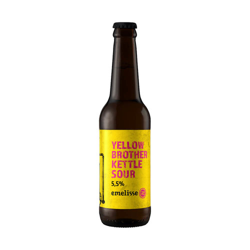 Emelisse Yellow Brother Kettle Sour