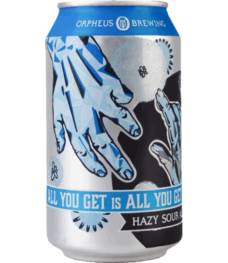 Orpheus Brewing Orpheus Brewing All You Get Is All You Get