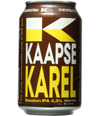 Kaapse Brouwers Kaapse Brouwers Kaapse Karel Blik