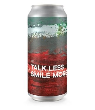 Boundary Brewing Talk Less Smile More