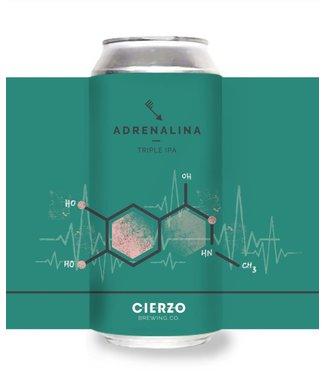 Cierzo Brewing Cierzo Brewing Adrenalina