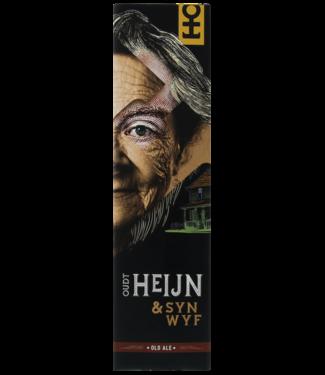 Hoop Hoop Oudt Heyn 75cl  met luxe cadeaukoker 6x75CL