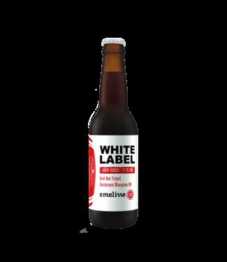 Emelisse Emelisse White Label Red Hot Tripel Bordeaux Margaux - 2020 12x33CL