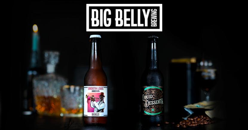 Big Belly Brewing uit Breda