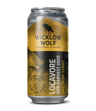 Wicklow Wolf Wicklow Wolf Locavore Dry Stout 24x44CL