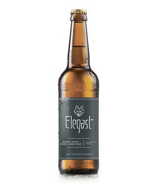 Elegast Cider Elegast Cider Whisky Stout Barrel Aged Cider