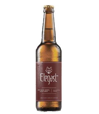 Elegast Cider Elegast Cider Red Wine Barrel Aged Cider