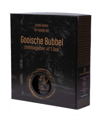 Gooische Gooische Bubbel Luxe Cadeauverpakking 5x75CL
