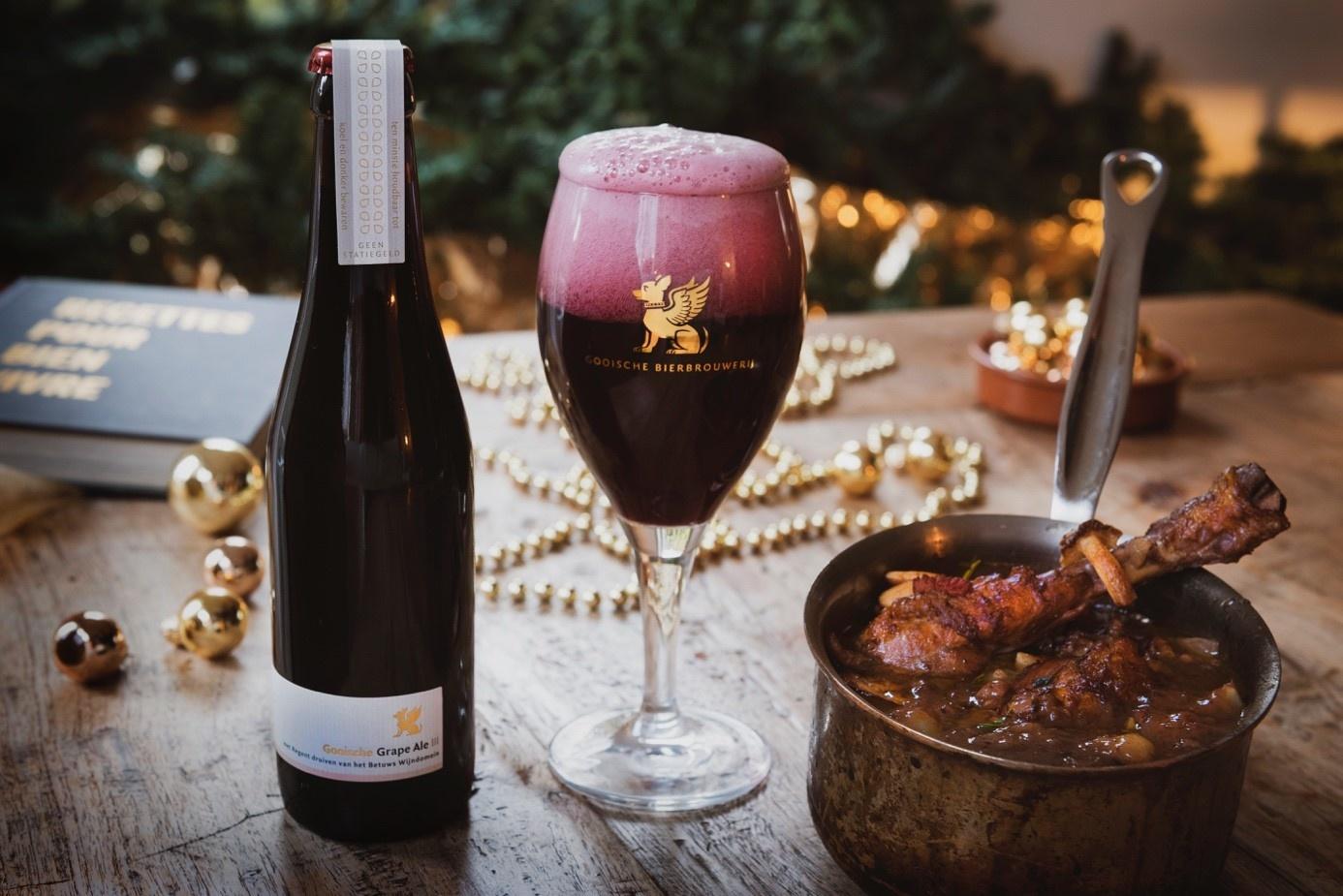 Grape Ales en Barrel Aged van de Gooische Bierbrouwerij