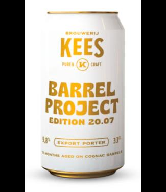 Brouwerij Kees Brouwerij Kees Barrel Project 20.07