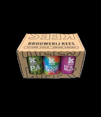 Brouwerij Kees Brouwerij Kees Cadeauverpakking 8x6x33CL