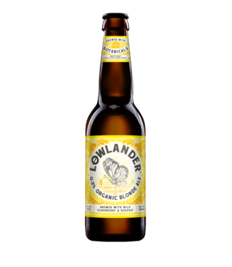 Lowlander Lowlander Organic Blonde Ale 0.3% 12x33CL