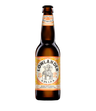 Lowlander Lowlander IPA 0.3% 12x33CL