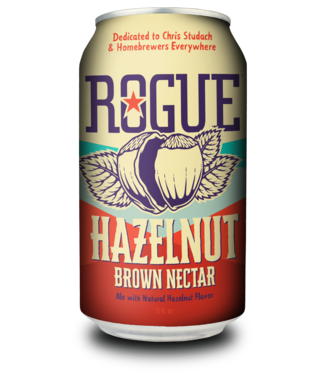 Rogue Ales Rogue Ales Hazelnut Brown Nectar 24x35,5CL