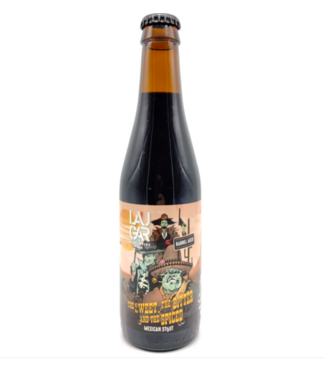 Laugar Laugar The Sweet, The Bitter & The Spiced 24x33CL