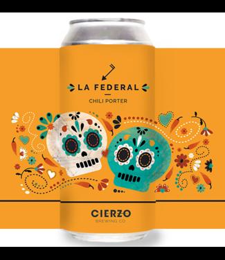Cierzo Brewing Cierzo Brewing La Federal 24x44CL