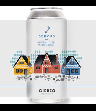 Cierzo Brewing Cierzo Brewing Servus