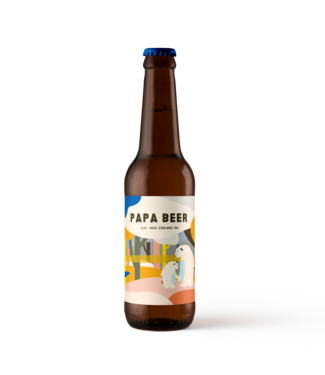 Eleven Brewery Eleven Brewery Papa Beer 24x33CL