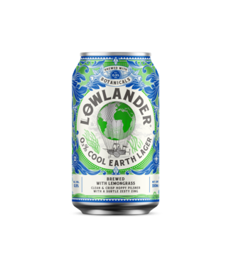 Lowlander Lowlander Cool Earth Lager 0.3%