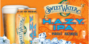 Lekker nieuws op blik van SweetWater Brewing Company