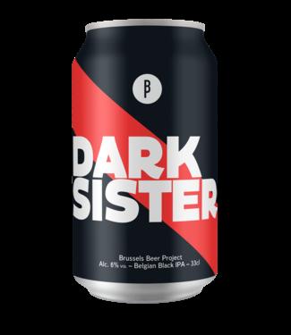 Brussels Beer Project Brussels Beer Project Dark Sister Blik 24x33CL