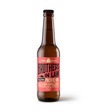 Brothers In Law Brothers In Law Pacific IPA 0,3% 24x33CL