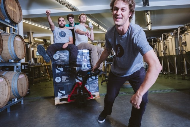 Nieuw: Brussels Beer Project!