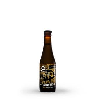 Laugar Laugar Aupa Tovarisch Scotch Whisky BA 24x33CL