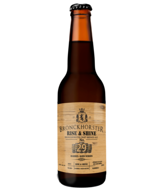 Bronckhorster Bronckhorster BA No.29 - Imperial Red Ale Jamaican Rum/Kentucky Rye